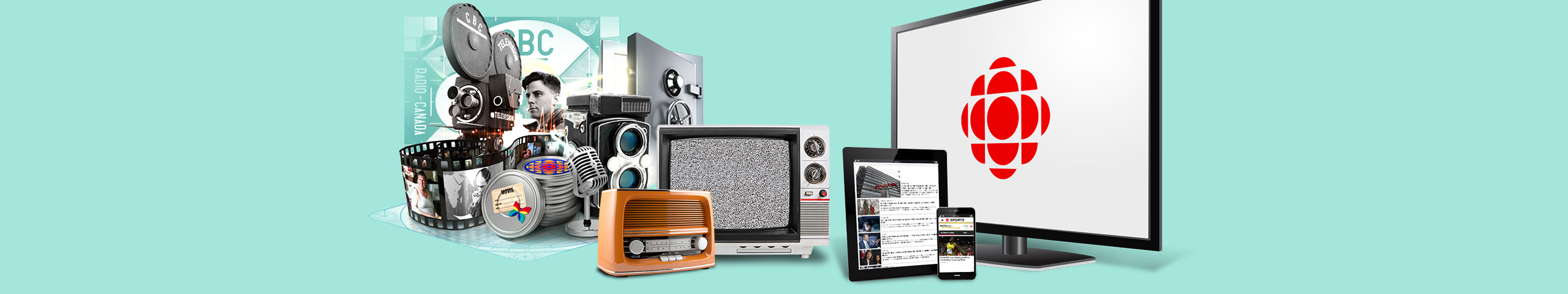 Through the Years   CBC/Radio Canada