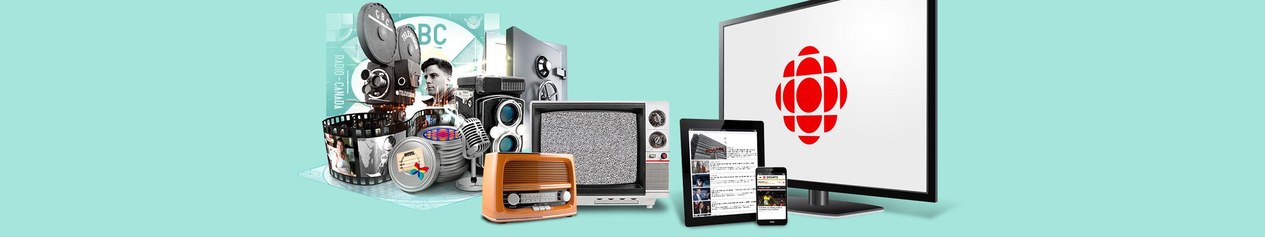 Through the Years - CBC/Radio-Canada