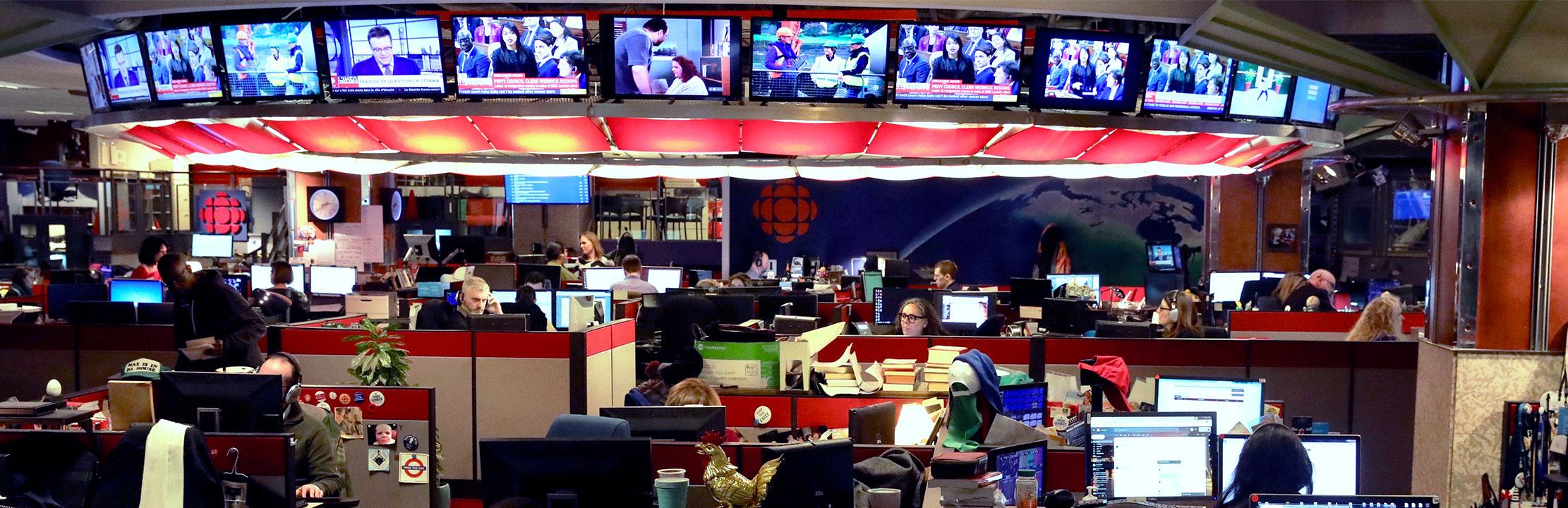 Die «Trusted News Initiative (TNI)» koordinierte die Gleichschaltung der Medien