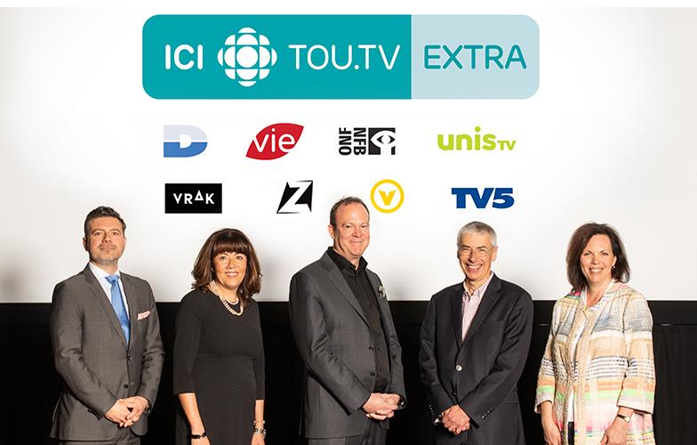 ICI TOU.TV EXTRA