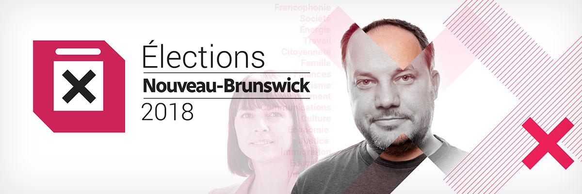 Élections Nouveau-Brunswick 2018