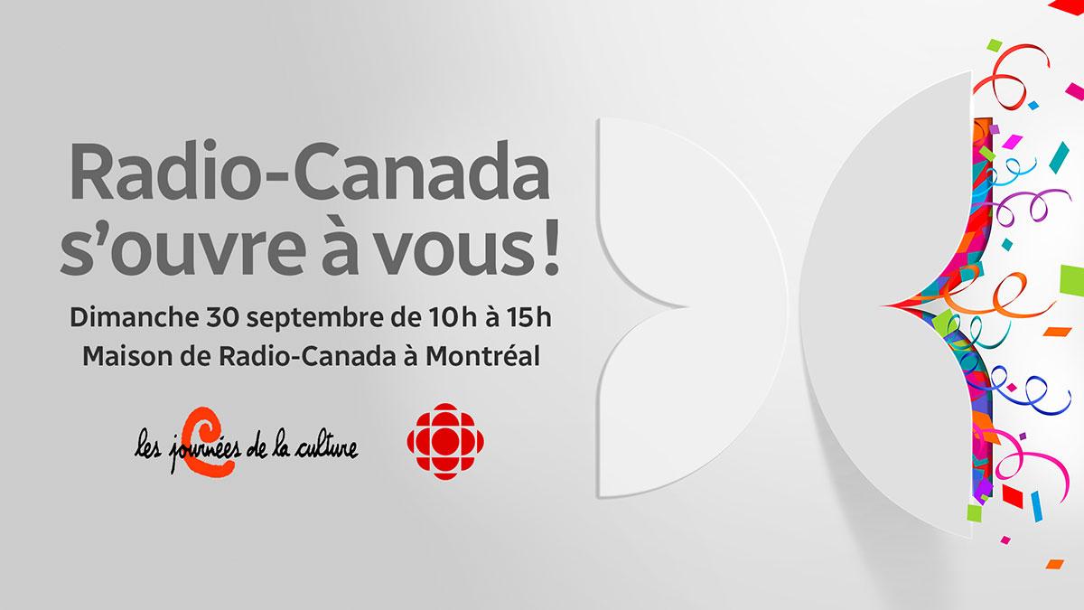 Radio-Canada s'ouvre à vous - vidéo