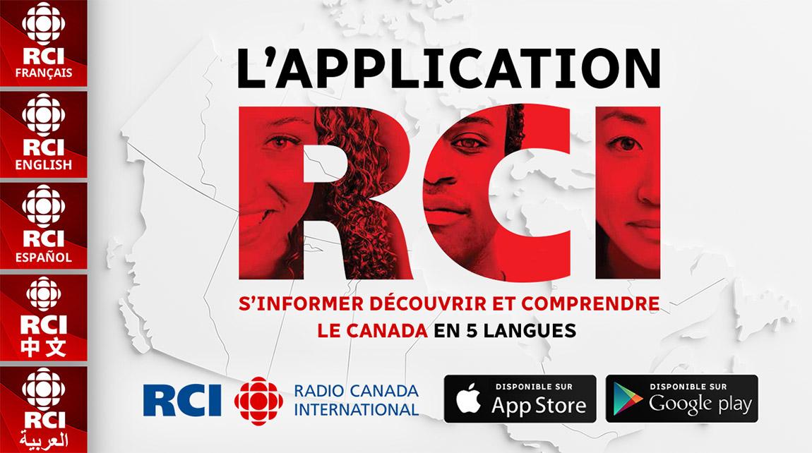 l'application RCI - s'informer découvrir et comprendre le Canada en 5 langues