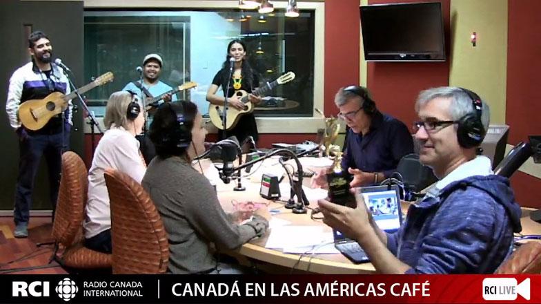 Canadá en las Américas Café récompensée